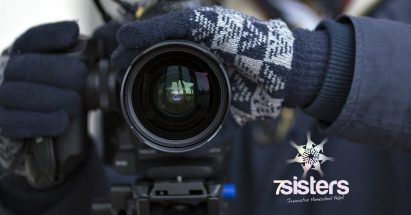 How to Create a Filmmaking Elective in Homeschool Co-op 7SistersHomeschool.com Teens love filmmaking. Tips for a great filmmaking credit.