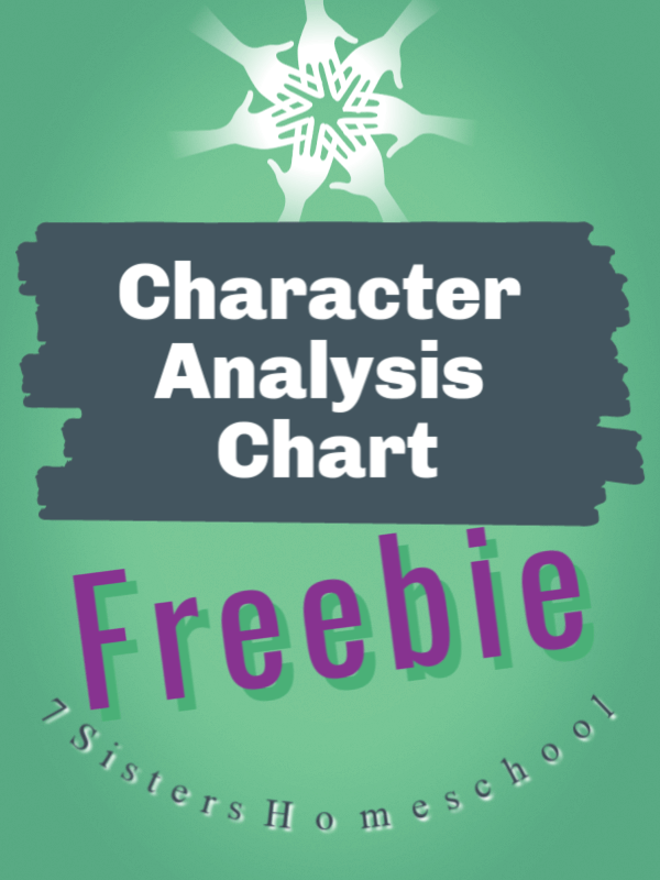 character analysis chart
