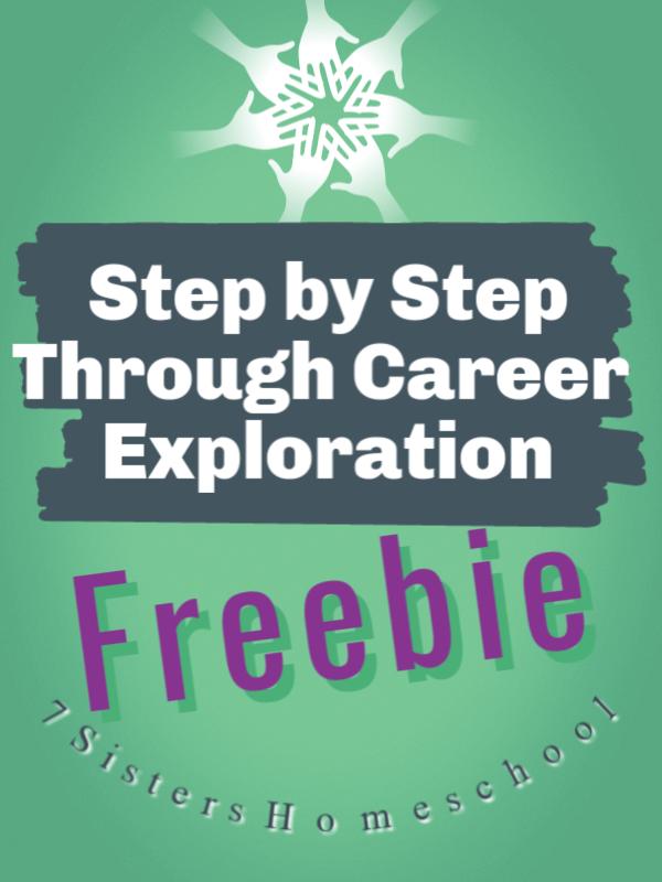 step by step through career exploration