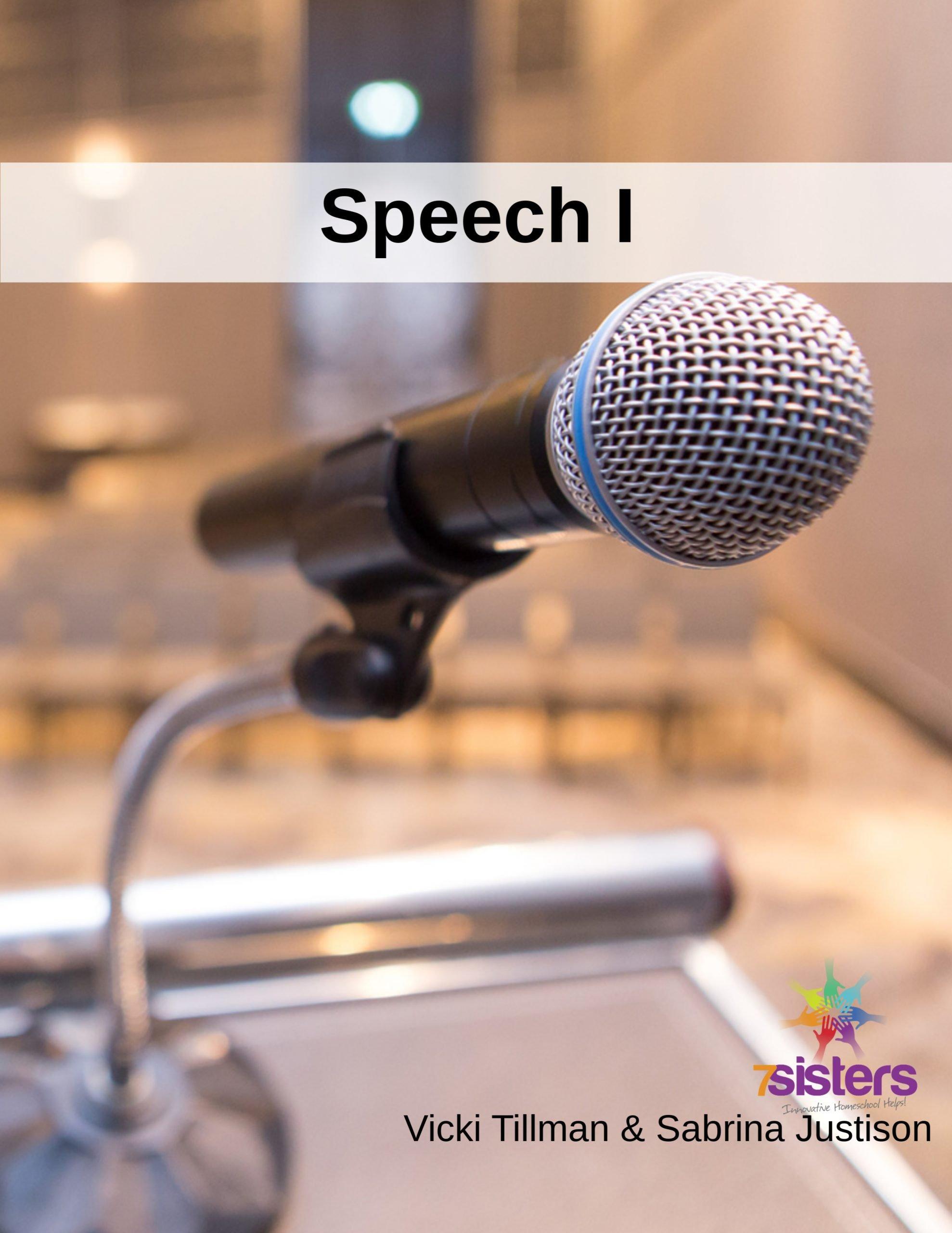 Speech I Public Speaking and Practical Life Skills