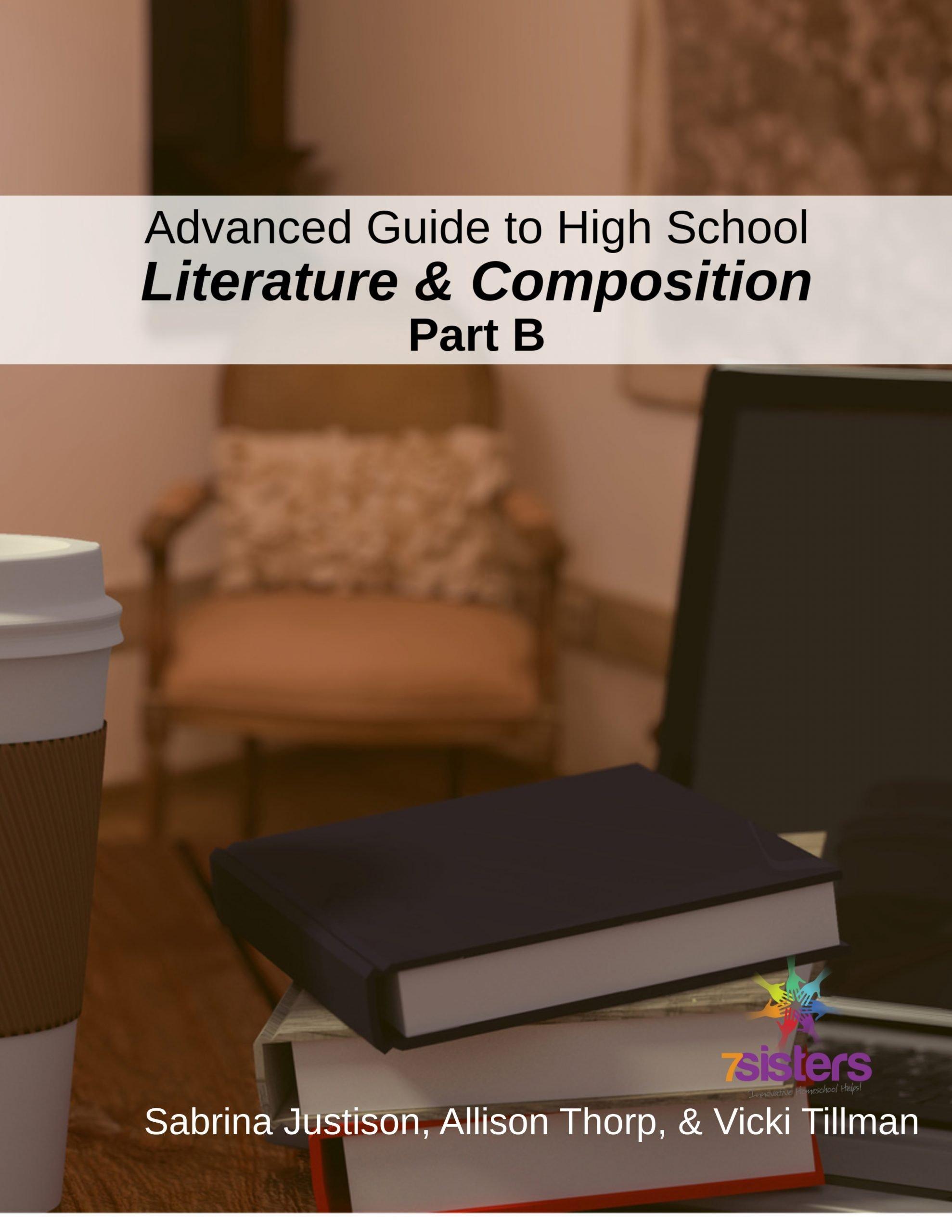 Advanced Literature & Composition: Part B