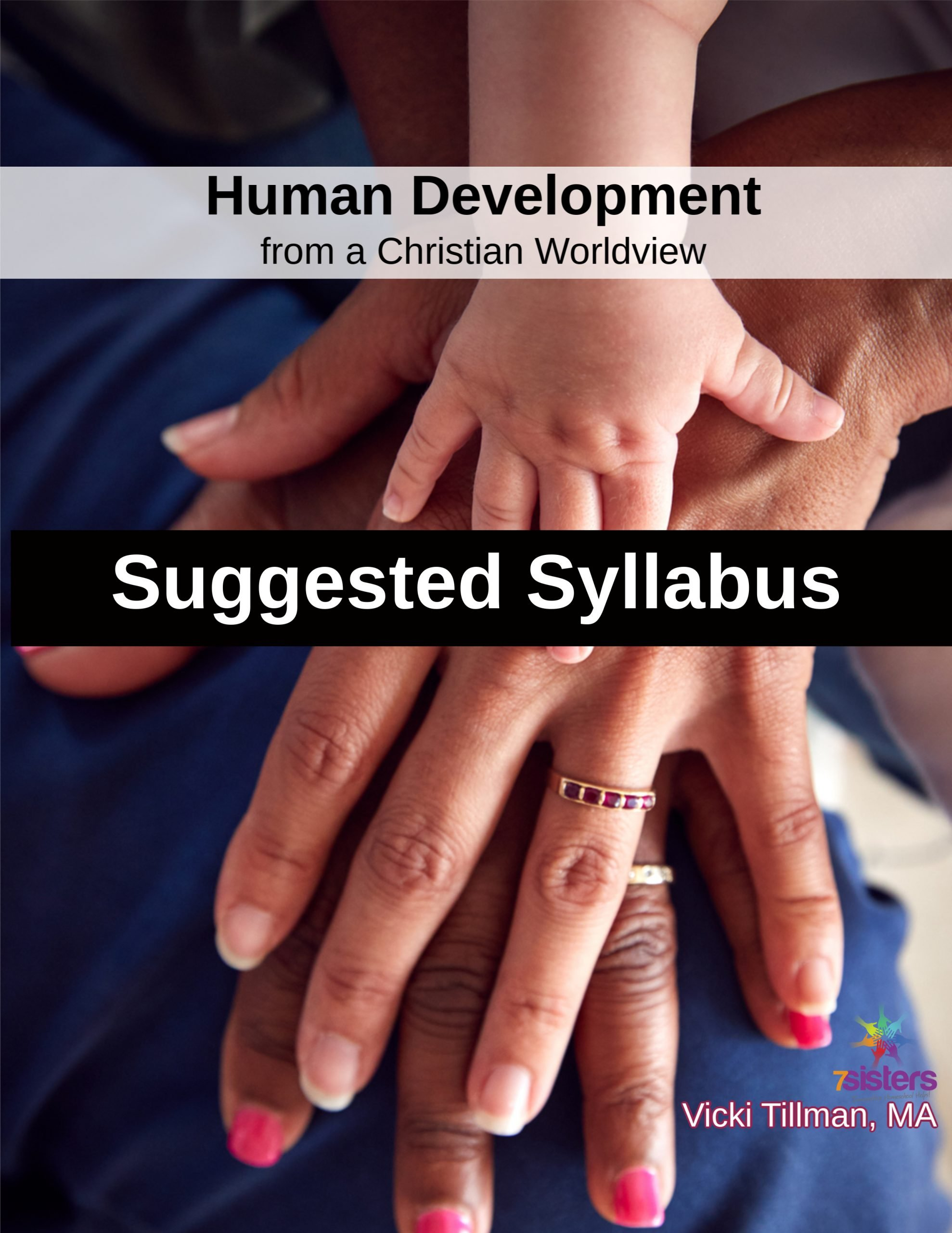 Suggested Syllabus for Human Development from a Christian Worldview 7SistersHomeschool.com