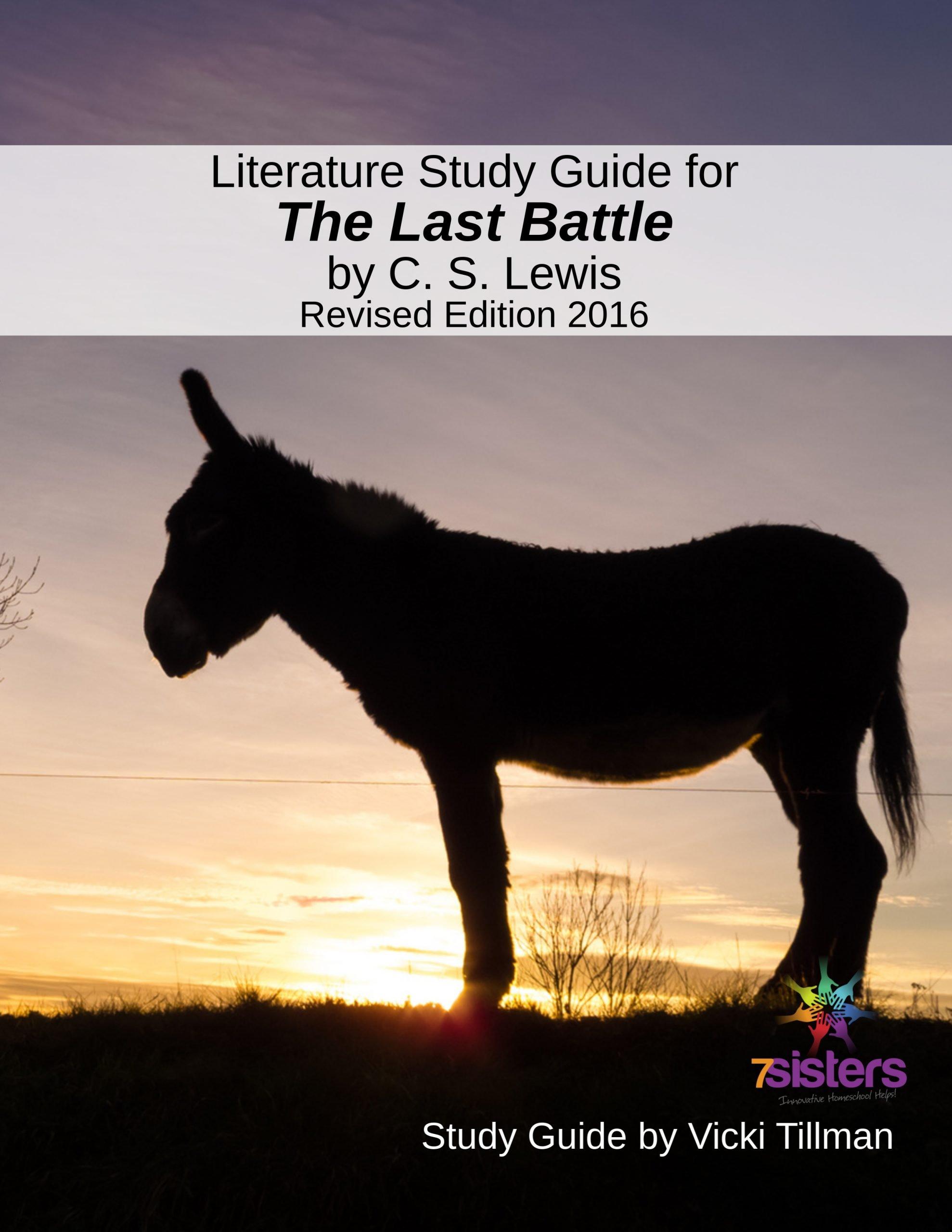 The Last Battle Literature Study Guide