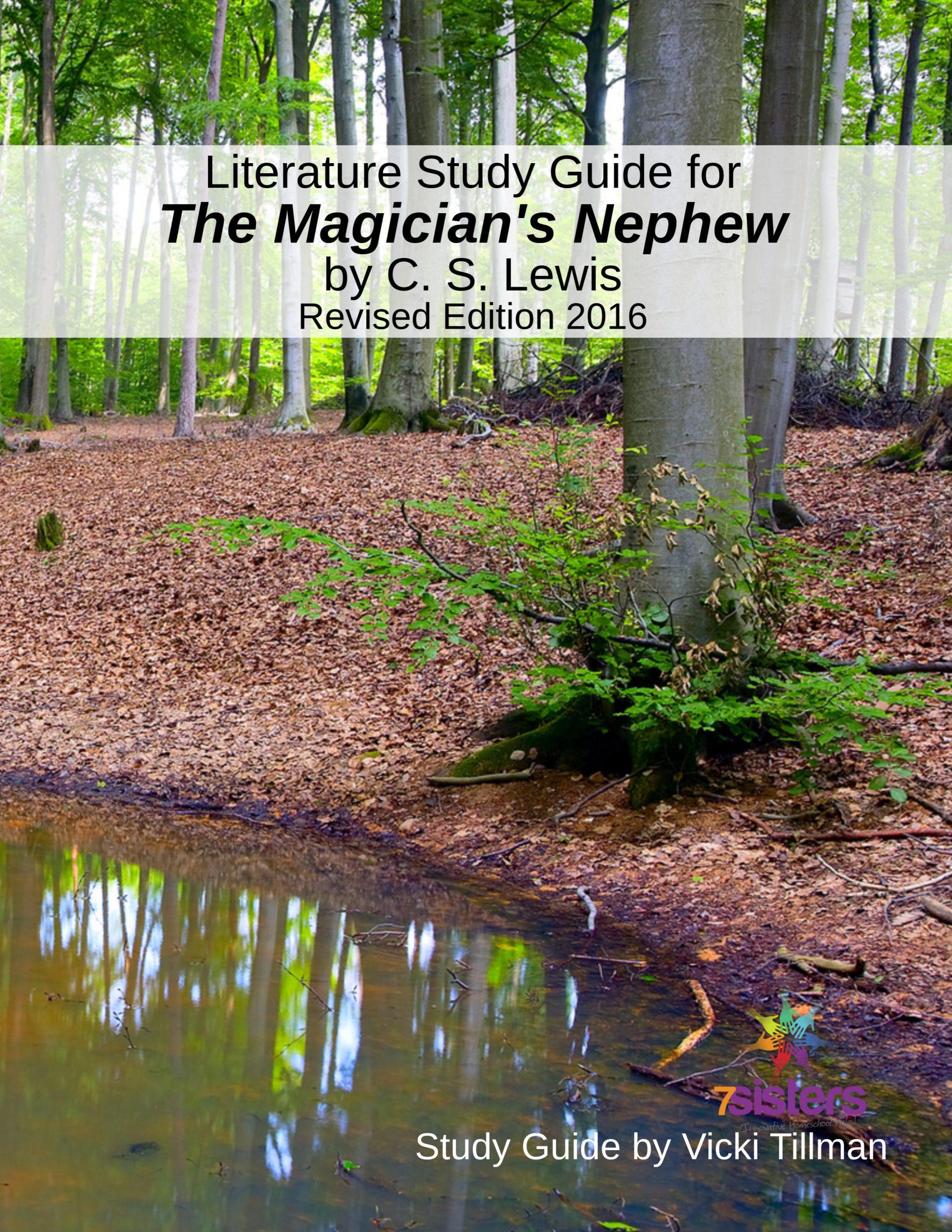 The Magician's Nephew Literature Study Guide