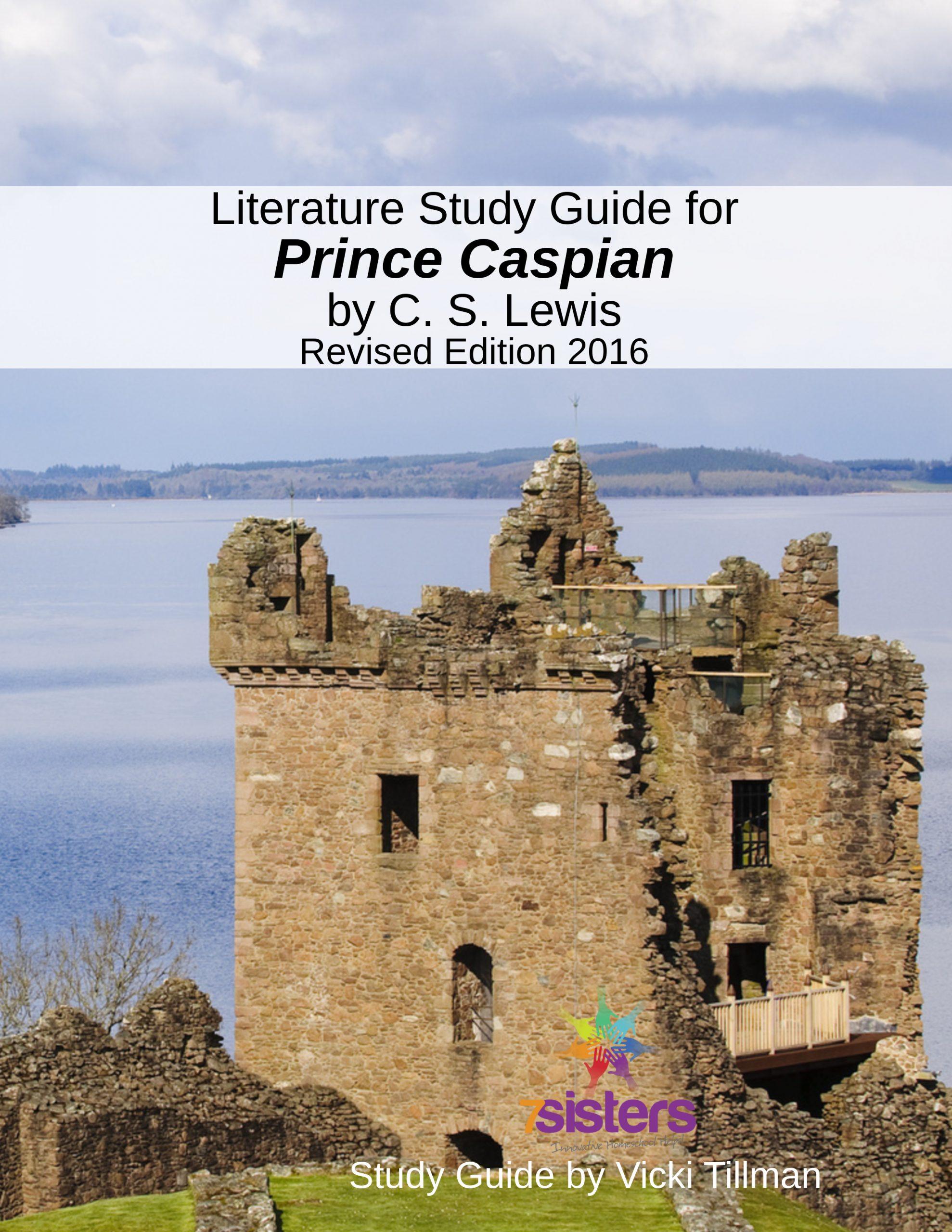 Prince Caspian Literature Study Guide