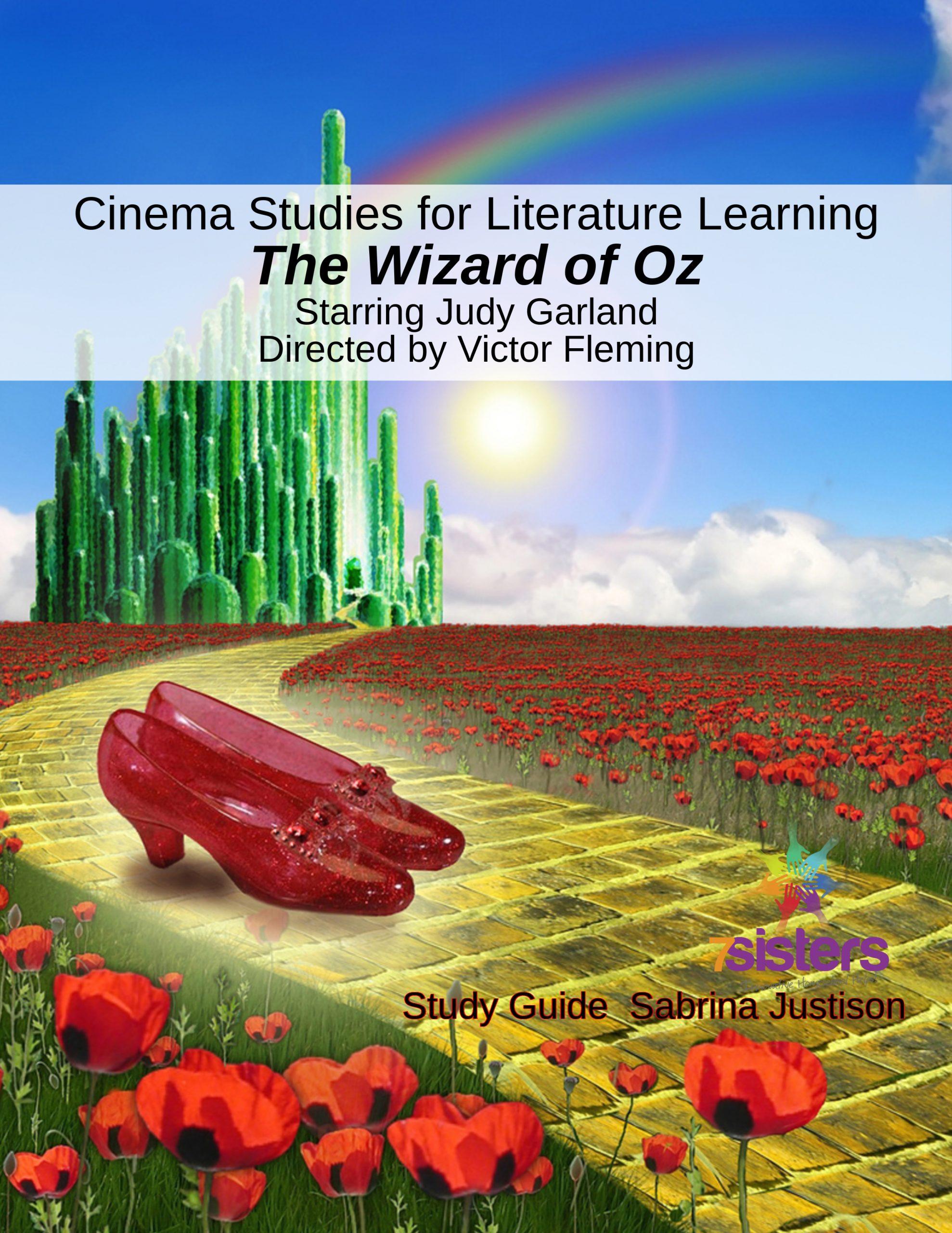 Cinema Study Guide Wizard of Oz