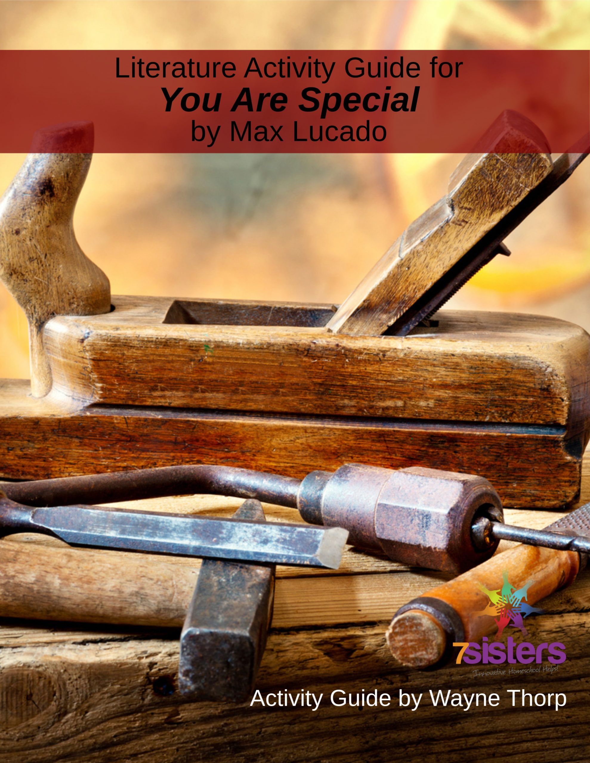 Literature Activity Guide You Are Special 7SistersHomeschool