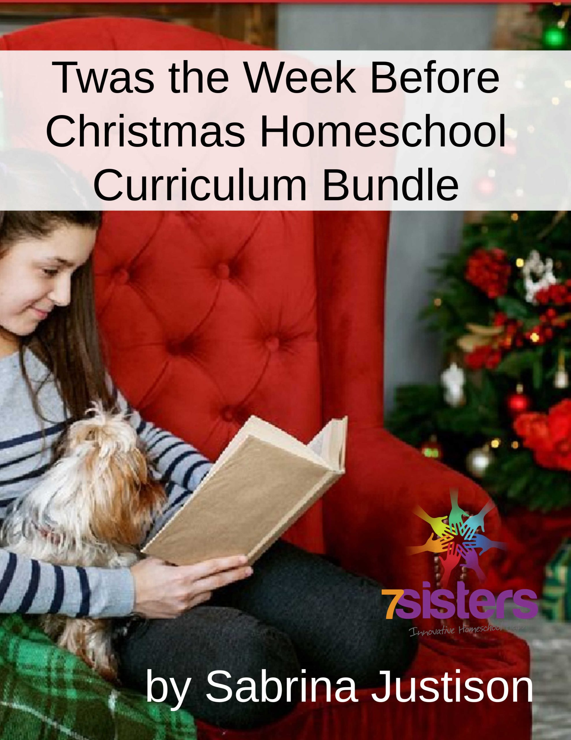 Twas the week before Christmas homeschool curriculum bundle