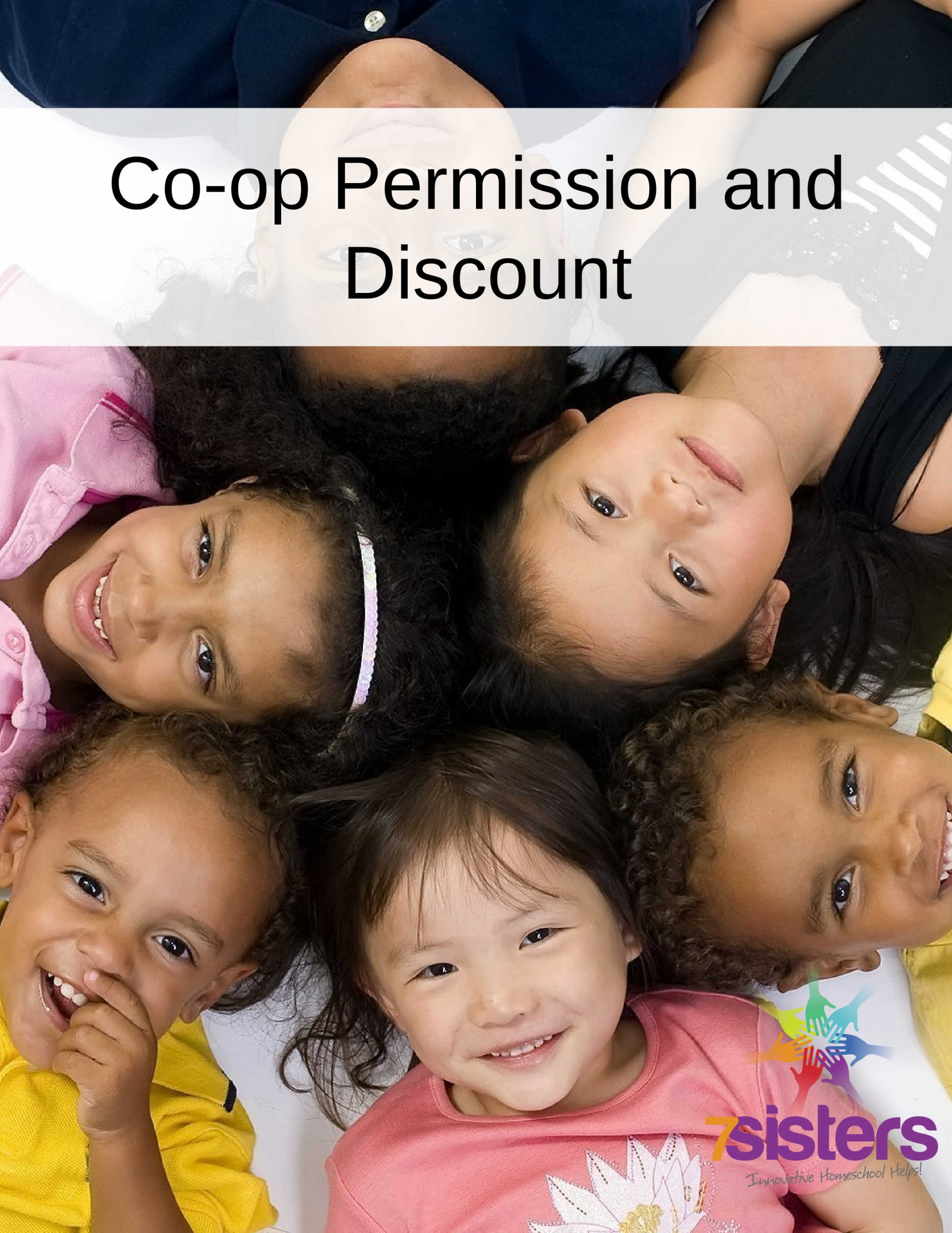 7Sisters co-op permission discount